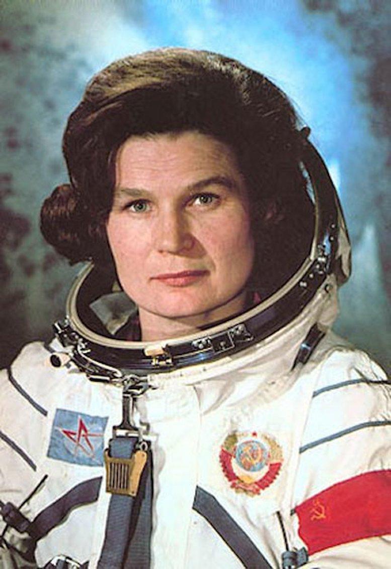 Valentina Tereshkova - IMDb