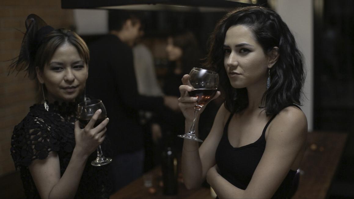 Ximena Romo and Gabriela Cartol in Preludio a una Siesta (2018)