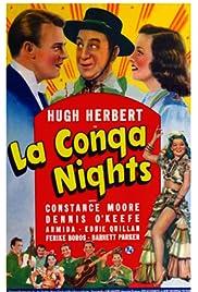 La Conga Nights Poster