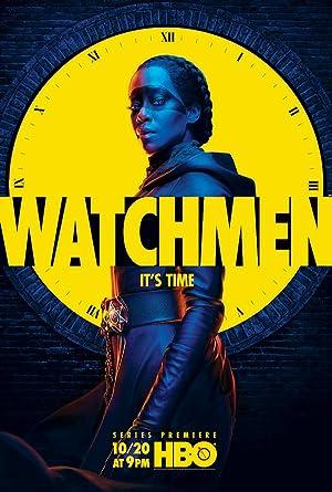 Assistir Watchmen Online Gratis