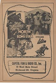 North from the Lone Star Poster