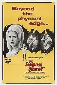 The Lickerish Quartet (1970) Poster - Movie Forum, Cast, Reviews