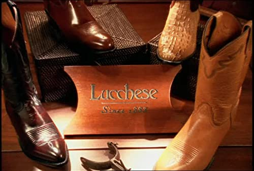 'LUCCESE BOOTS' Commercial