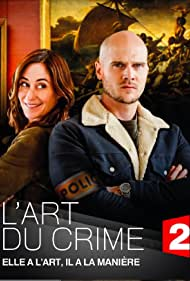 Eléonore Bernheim and Nicolas Gob in L'art du crime (2017)