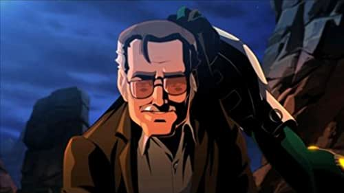 Trailer for Stan Lee's Mighty 7: Beginnings