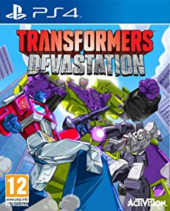 free download Transformers: Devastation