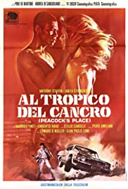 Al tropico del cancro (1972) Poster - Movie Forum, Cast, Reviews