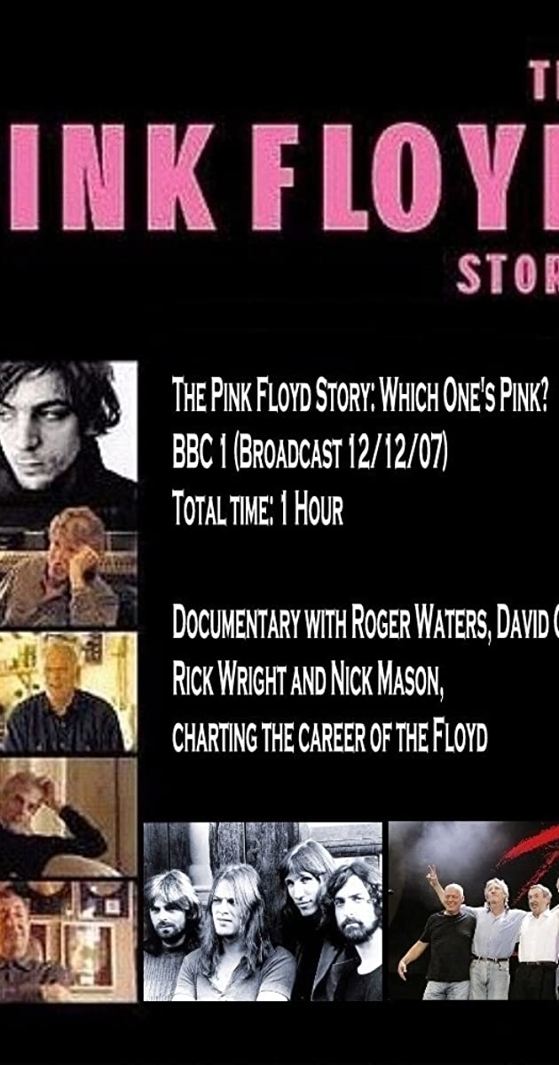 The Pink Floyd Story: Which One's Pink? (TV Movie 2007