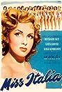 Miss Italia (1950) Poster