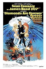 Diamonds Are Forever (1971) Poster - Movie Forum, Cast, Reviews