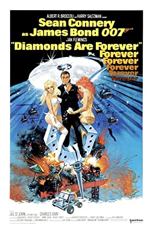 Diamonds Are Forever Poster Image