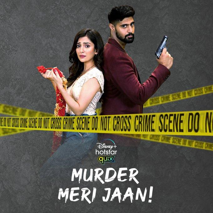 Murder Meri Jaan (2021) Hindi Season 1 Complete 720p HDRip Download