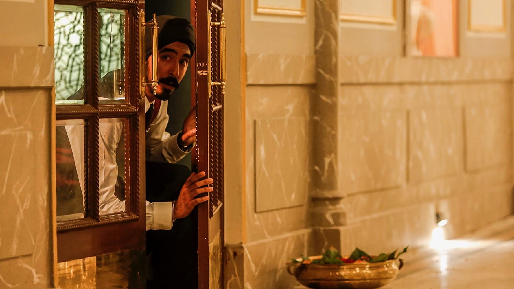 Dev Patel in Hotel Mumbai (2018)