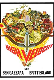 High Velocity (1976) Poster - Movie Forum, Cast, Reviews