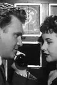 Beverley Brooks and Donald Houston in Find the Lady (1956)