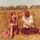Cristina Manni and Nanni Moretti in Ecce bombo (1978)