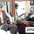 Tom Berenger and Brian Dennehy in Butch and Sundance: The Early Days (1979)