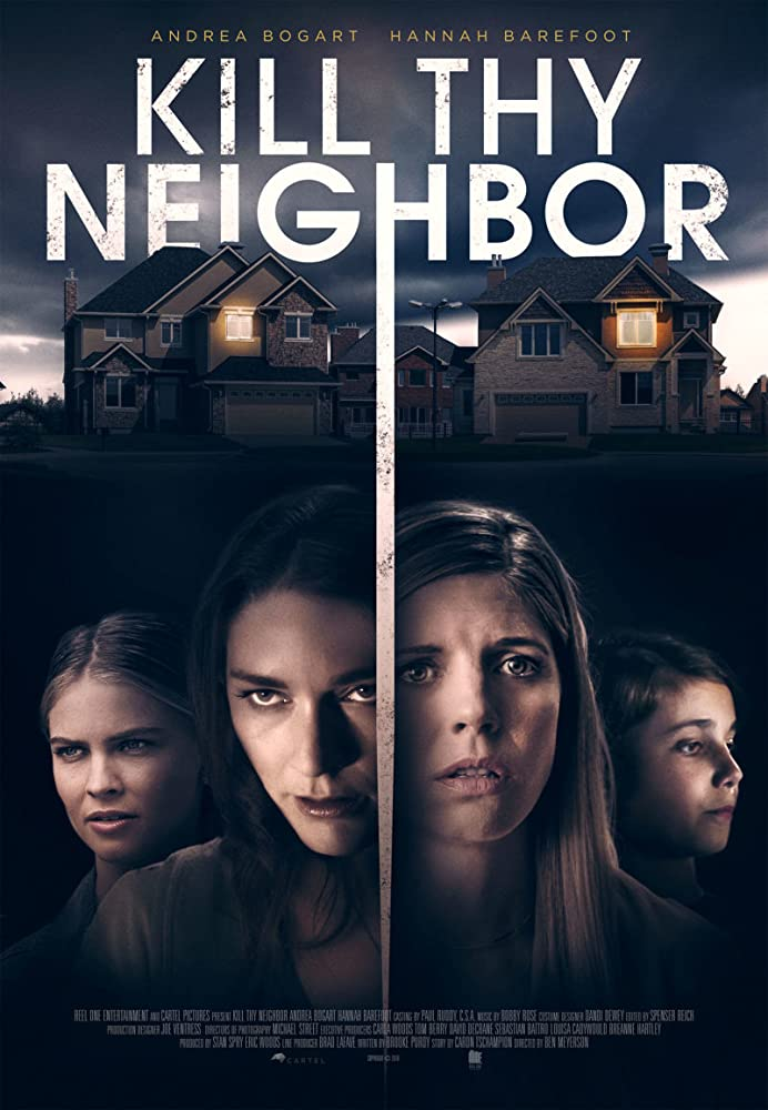 Kill Thy Neighbor 2020 English 300MB HDRip ESubs 480p
