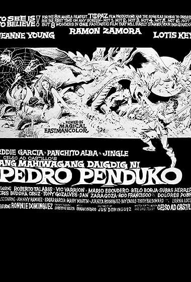 Watch Ang Mahiwagang Daigdig Ni Pedro Penduko (1973)
