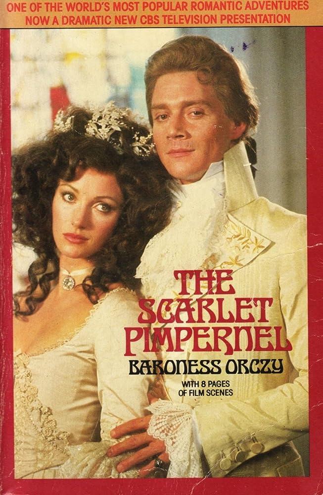 scarlet pimpernel 1982