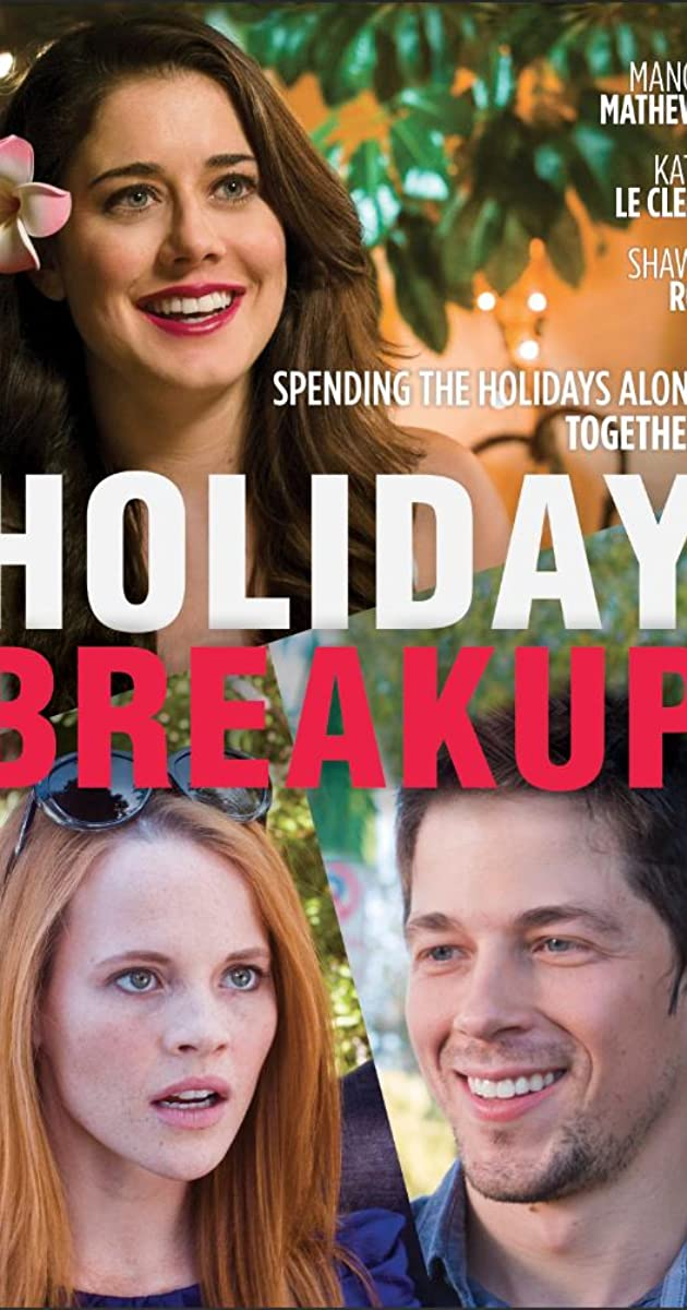 Subtitle of Holiday Breakup