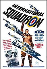 International Squadron Poster