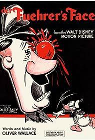 Billy Bletcher and Clarence Nash in Der Fuehrer's Face (1942)