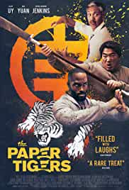 The Paper Tigers (2021) HDRip English Full Movie Watch Online Free