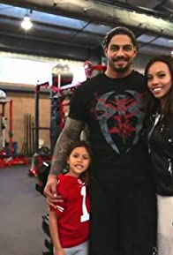 Primary photo for Roman Reigns: Never Alone