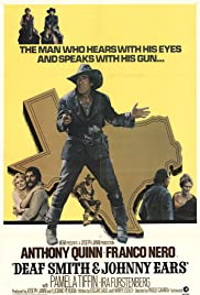 Deaf Smith & Johnny Ears(1973) Poster - Movie Forum, Cast, Reviews
