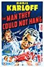 The Man They Could Not Hang (1939) Poster