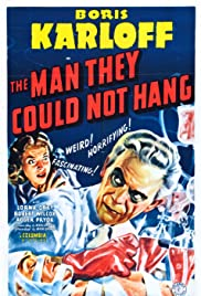 The Man They Could Not Hang Poster