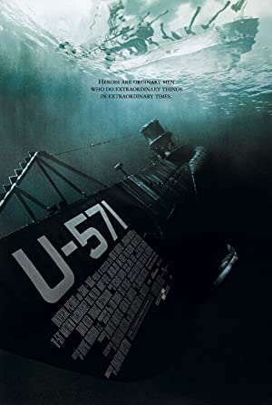 Download U-571 (2000) Dual Audio {Hindi-English} | 480p (400MB) | 720p (1GB)