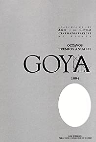 Primary photo for VIII premios Goya
