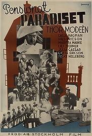 Pensionat Paradiset(1937) Poster - Movie Forum, Cast, Reviews