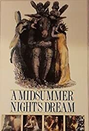 A Midsummer Night's Dream (1968) Poster - Movie Forum, Cast, Reviews
