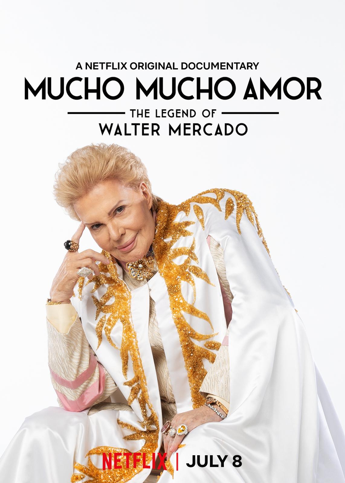 Mucho Mucho Amor: The Legend of Walter Mercado (2020) - IMDb