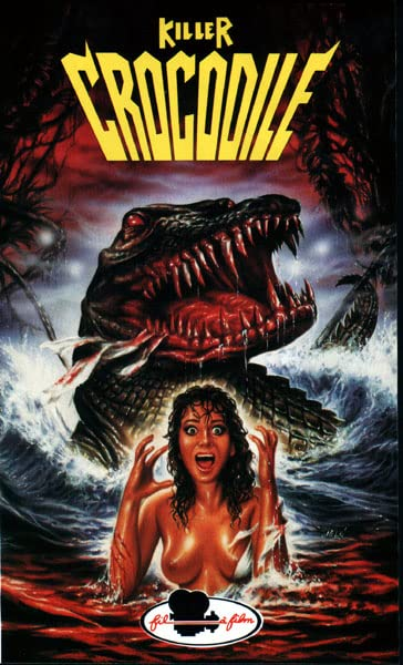 Killer Crocodile (1989) in Hindi