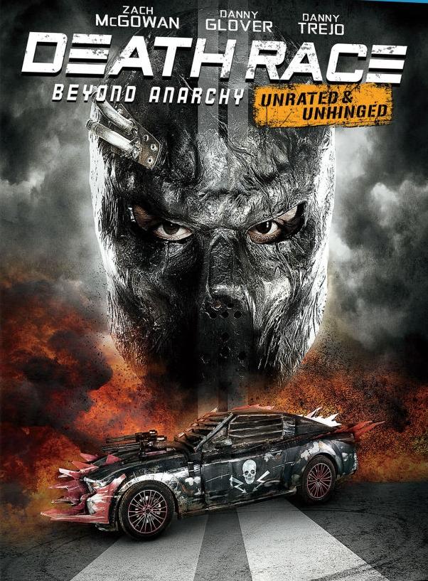 Death Race 4: Beyond Anarchy (2018) BluRay 480p, 720p & 1080p