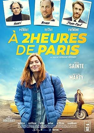 À 2 heures de Paris Affiche de film