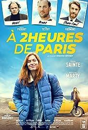 À 2 heures de Paris Poster