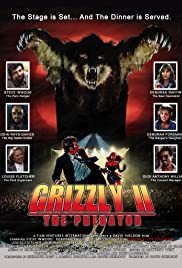 Grizzly II: The Concert Poster
