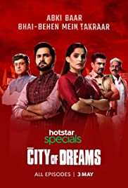 Mayanagari – City of Dreams : Season 1 Complete Hindi HDRip 720p | GDrive | 1Drive | Single Episodes