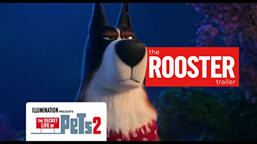 """The """"Rooster"""" Trailer"""
