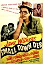 Small Town Deb (1942) Poster