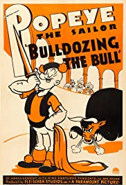 Bulldozing the Bull (1938) Poster - Movie Forum, Cast, Reviews