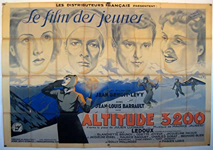 Watch english movie online for free Altitude 3.200 France [640x352]