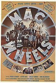 Mag Wheels Poster