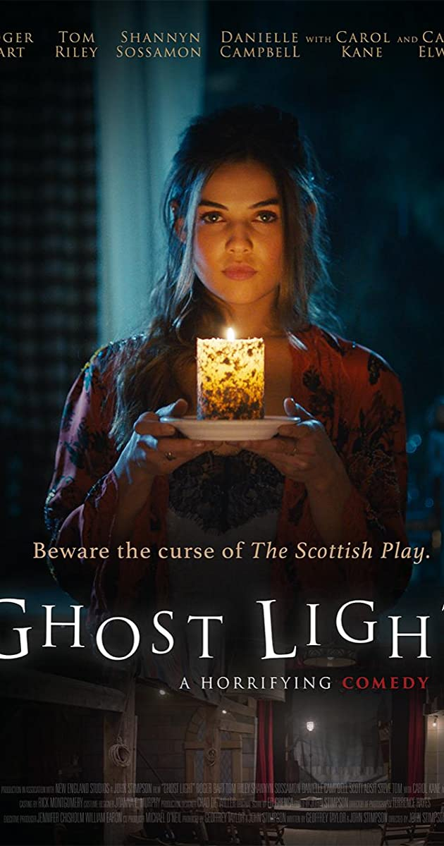 Subtitle of Ghost Light