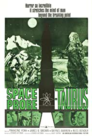 Space Probe Taurus Poster - Movie Forum, Cast, Reviews